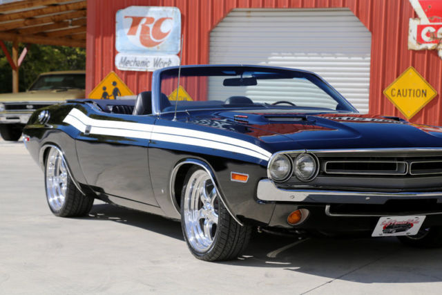 1971 Dodge Challenger Black
