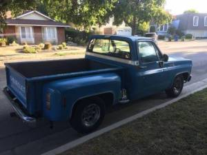 1976 C10 Silverado Short Bed Chevy pick up truck Matching