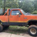1978 Dodge Power Wagon Macho No Reserve For Sale Dodge Power Wagon 1978 For Sale In Pasadena Maryland United States