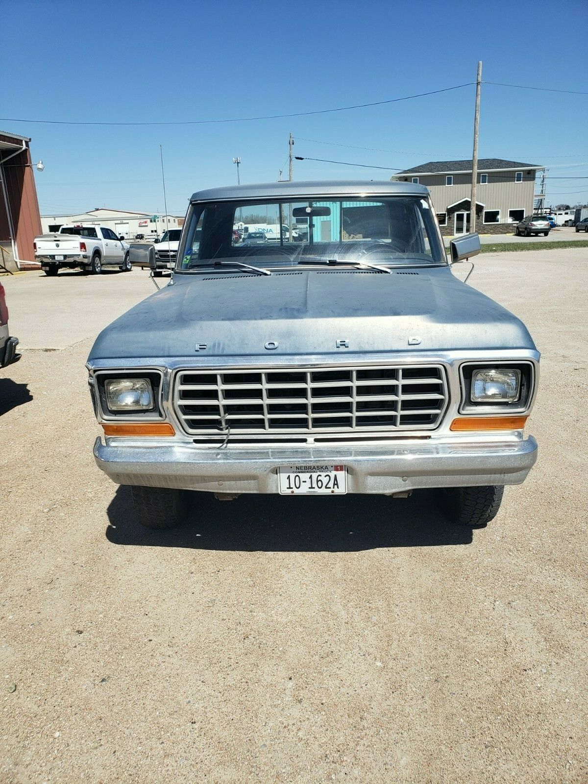 1979 Ford F250 For Sale : Supercab,, Automaitc,, 44,387, Original, Miles!, F-250, Columbus,, Nebraska,, United, States