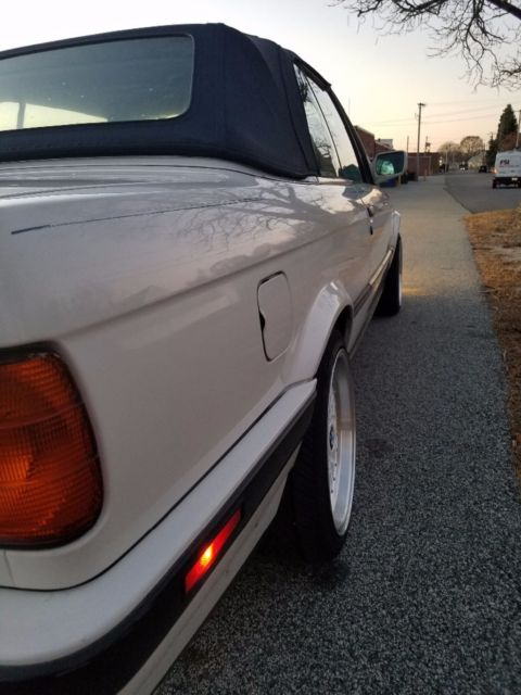 1991 Bmw 325i Convertible : convertible, Convertible, Clean-Low, Miles,, Drive, Reserve, 3-Series, Woonsocket,, Rhode, Island,, United, States