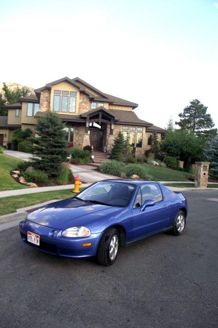 Honda Del Sol For Sale Near Me : honda, Honda, Coupe, 2-Door, Reserve!, 58,000, Original, Miles!, City,, Utah,, United, States
