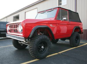 6677 Early Ford Bronco for sale  Ford Bronco 1976 for