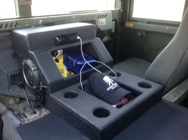 Hummer Winch Military