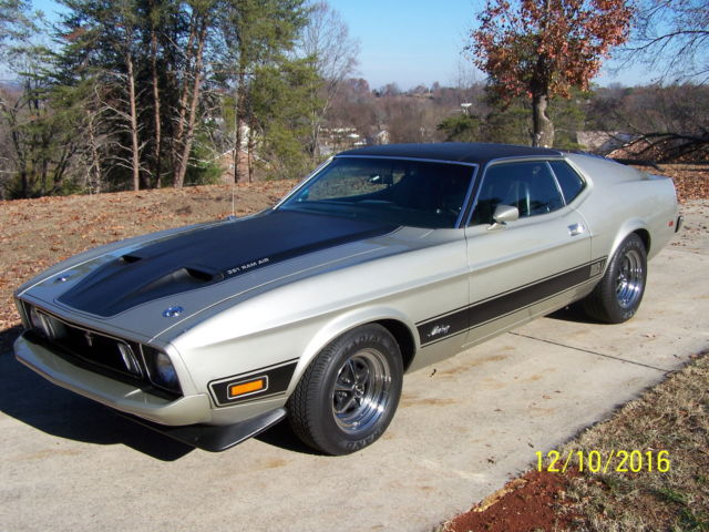 RARE FORD MUSTANG MACH 1 for sale - Ford Mustang MACH 1 ...