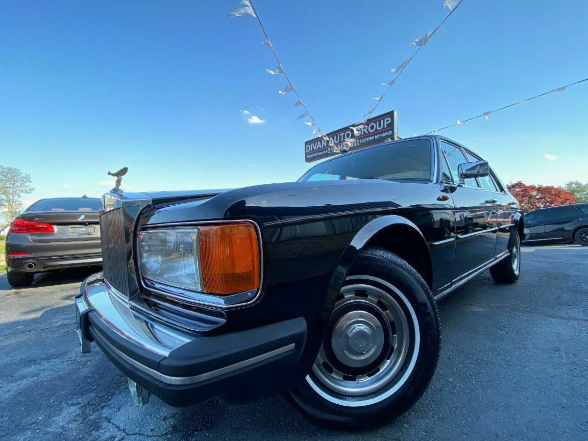 rolls royce silver spirit spur 38k original miles great condition for sale rolls royce silver spirit spur dawn 1985 for sale in feasterville trevose pennsylvania united states