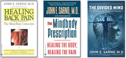 dr sarno's books on healing body pain - dr sarno back pain