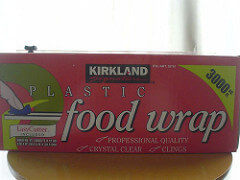 plastic food wrap photo (like Saran Wrap) - fascia definition, myofascial release