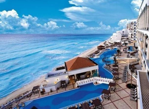 Our 7 Night Stay At Hyatt Zilara Cancun All Inclusive Resort - FREE (part 1)