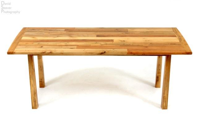 Studio Photos of Tao Woodworking Tables - Vermont Photographers ...