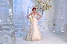 Ice Hotel Wedding Fashion Shoot Vermont