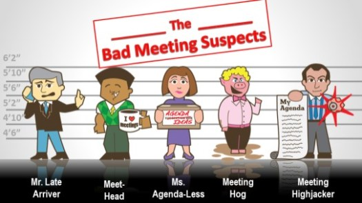 the bad meeting suspects