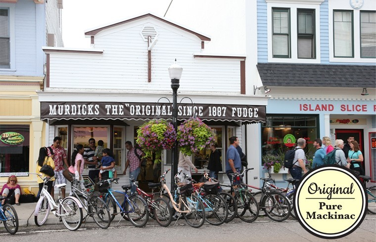 Mackinac Island  Prteritum Michigan