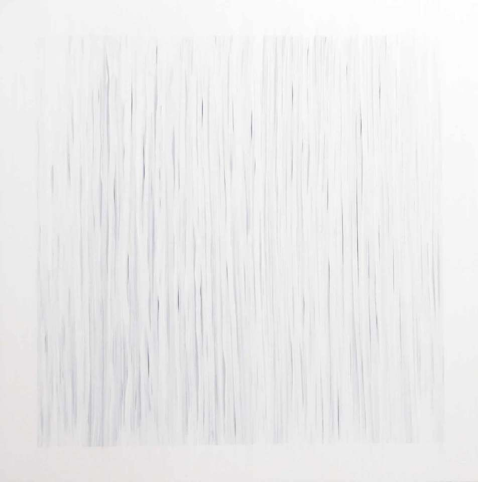 Large painting by David Smith