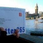 #Letter365 in London