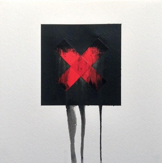 Abstract, contemporary artwork by David Smith