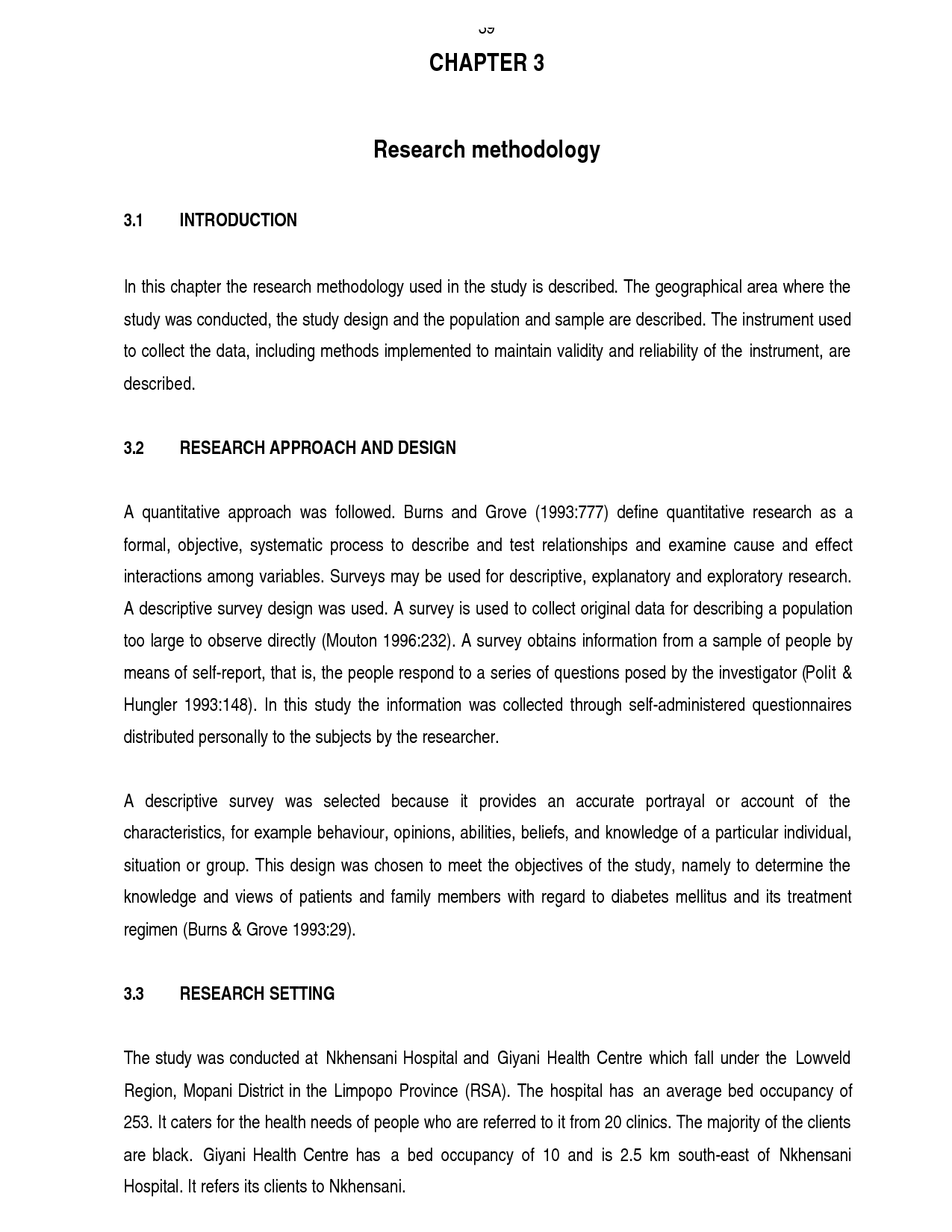 How To Write The Methods Section Of A Research Paper Research Paper