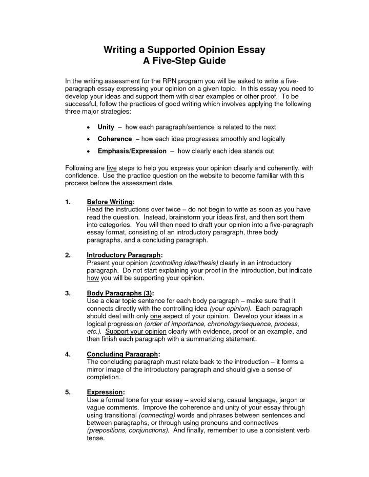 writing opinion essay powerpoint How to write a 5 paragraph essay  the 5 paragraph essay is considered to be the standard essay writing  how to create a powerpoint presentation to.