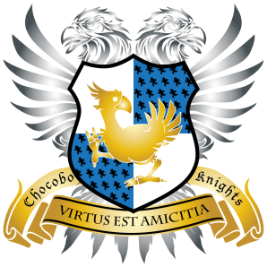 Chocobo Knights Crest