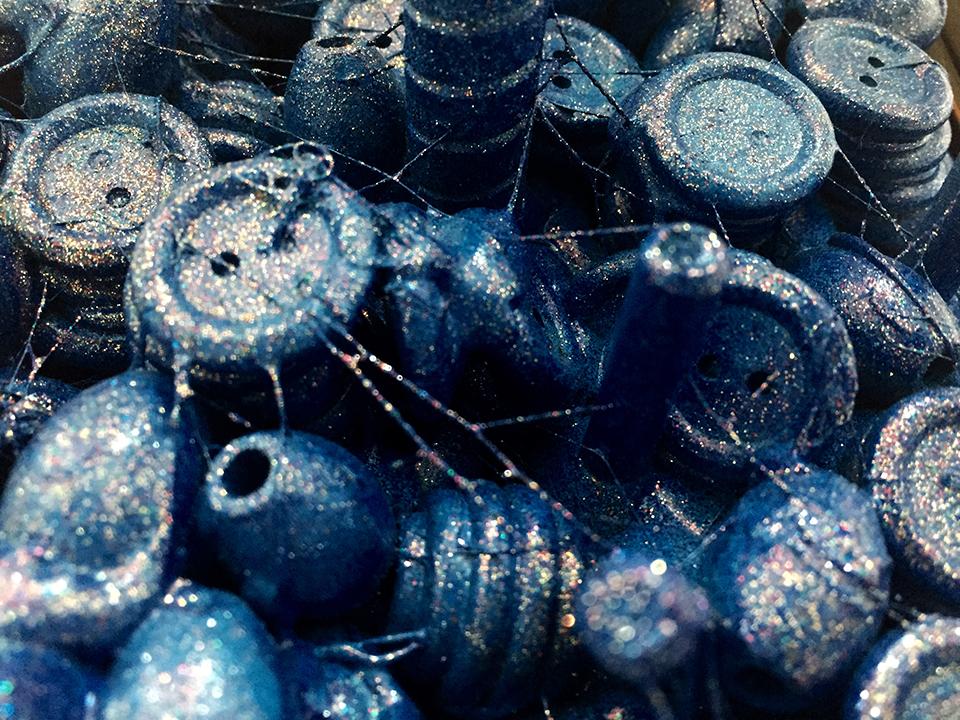 Pieces of Blue DS4