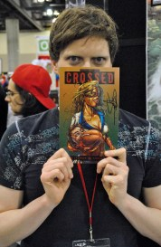 Crossed Writer Simon Spurrier
