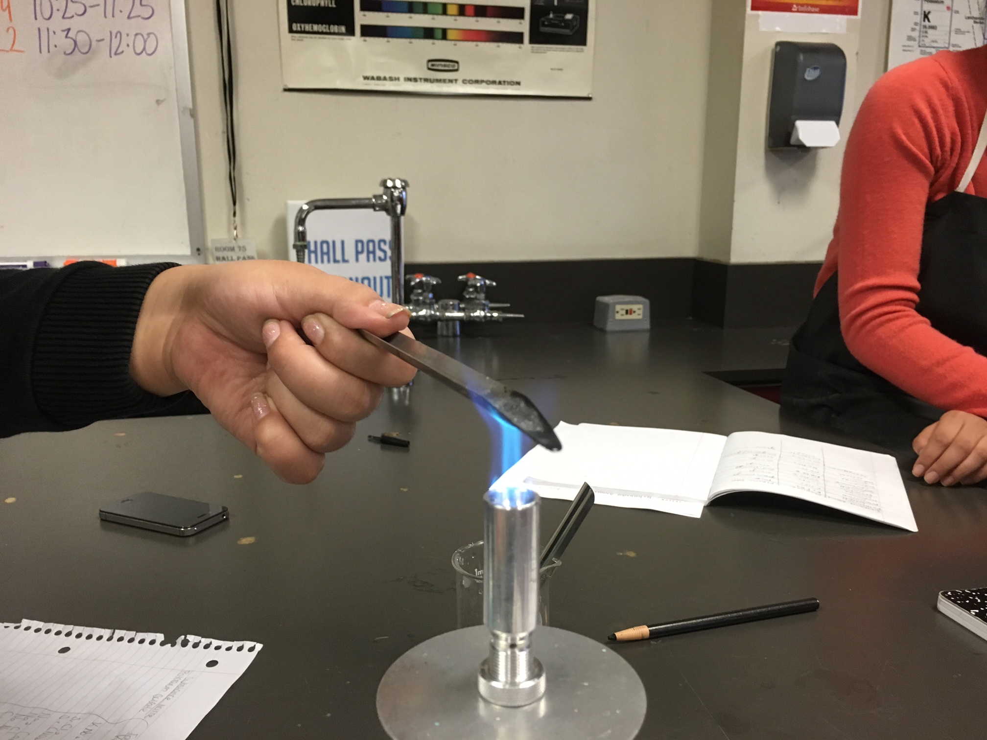 Matter Atomic Structure And Bonding Flame Tests