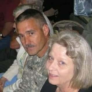 Me and my lovely wife Loraine