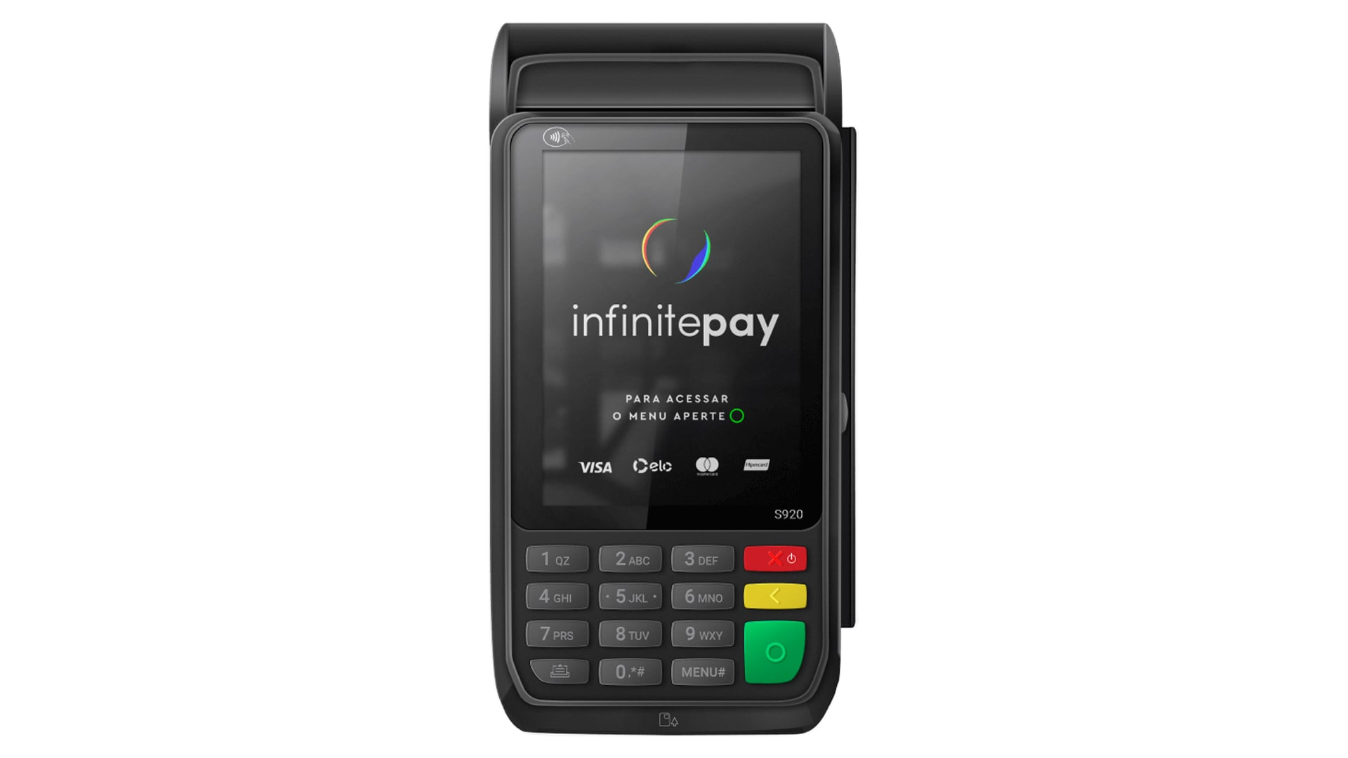 Máquina de Cartão InfinitePay