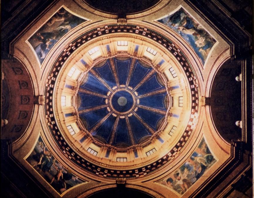 Minnesota State Capitol - Dome - Minnesota State Capitol