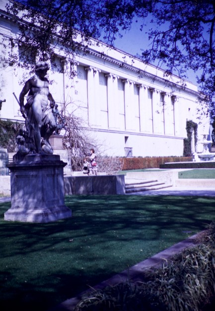 Huntington Library and Art Gallery - Library