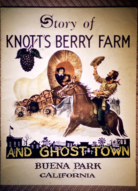 Knott's Berry Farm / Ghost Town