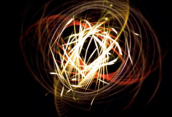 Light Patterns - Whirlwind