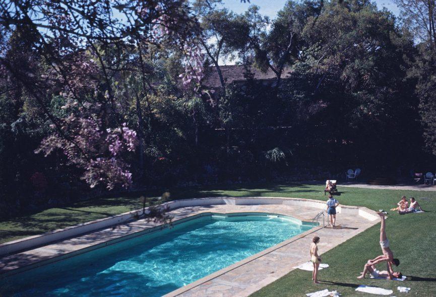 Huntington Hotel Pool