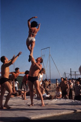 Santa Monica - Muscle Beach