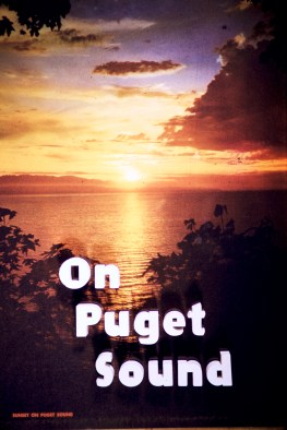 Title Cards - On Puget Sound
