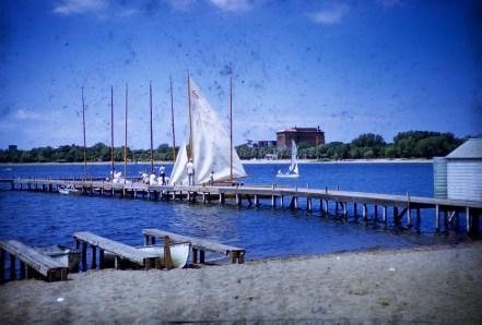 Lake Calhoun - Sails