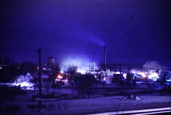 Hutchison at Night - Hutch at Night