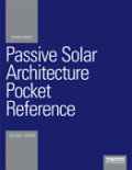 Passive Solar Architecture Pocket Reference book cover