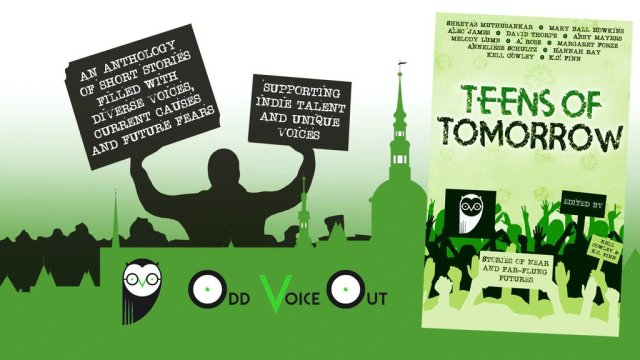 Teens of Tomorrow book cover