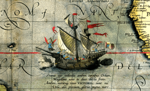 this week in history: Magellan's ship Victoria