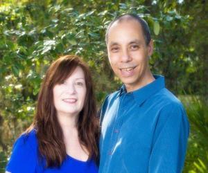 David&Jackie Outdoors Glow