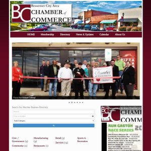 The Bessemer City Area Chamber of Commerce