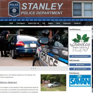 The Town of Stanley, NC Police Department