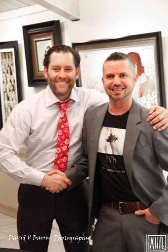 Todd White and David V Barron