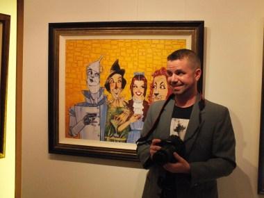 David V Barron - The Wizard of Oz
