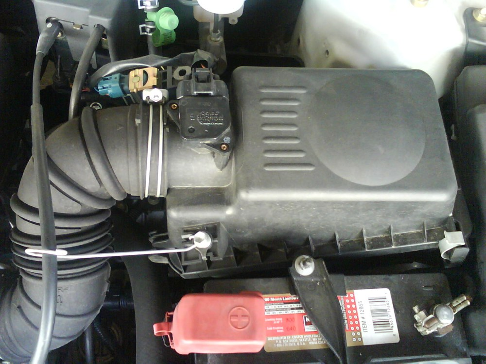 medium resolution of mass air flow sensor toyota corolla