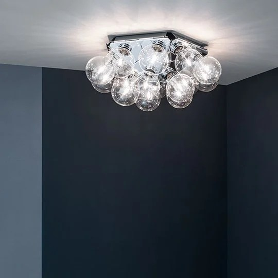 Flos designer light Taraxacum Wall  Ceiling by Achille