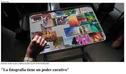 Entrevista sobre fototerapia en Quesabesde