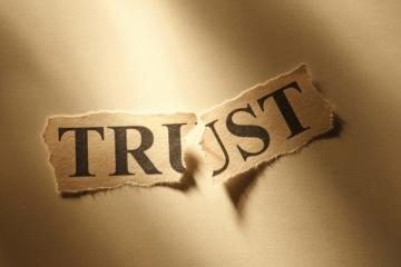 Perdere la fiducia