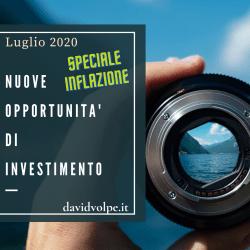 Speciale inflazione: nuove opportunità di investimento